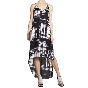 BCBGMaxAzria • Rory Sleeveless High-Low Hem Dress